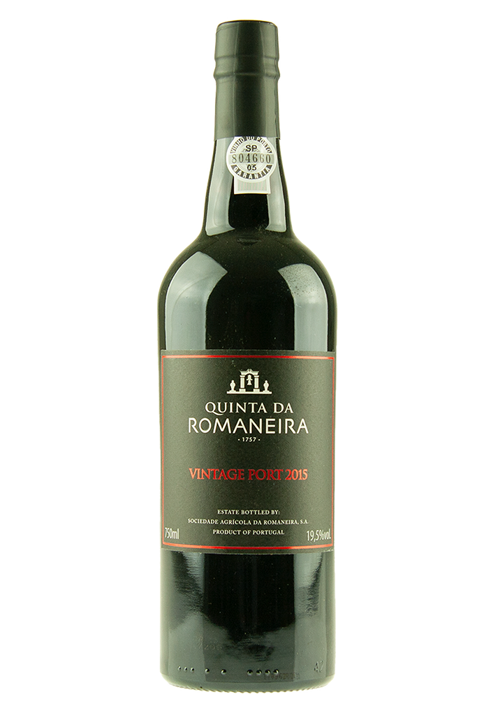 Quinta da Romaneira Vintage Port 2015-1