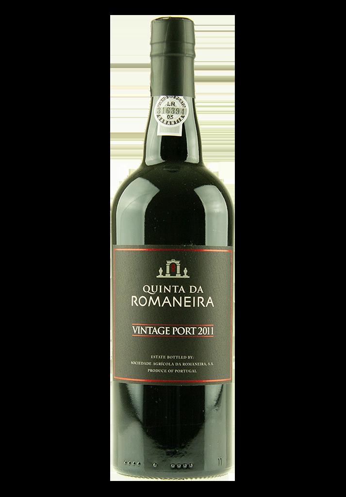 Quinta da Romaneira Vintage Port 2011-1