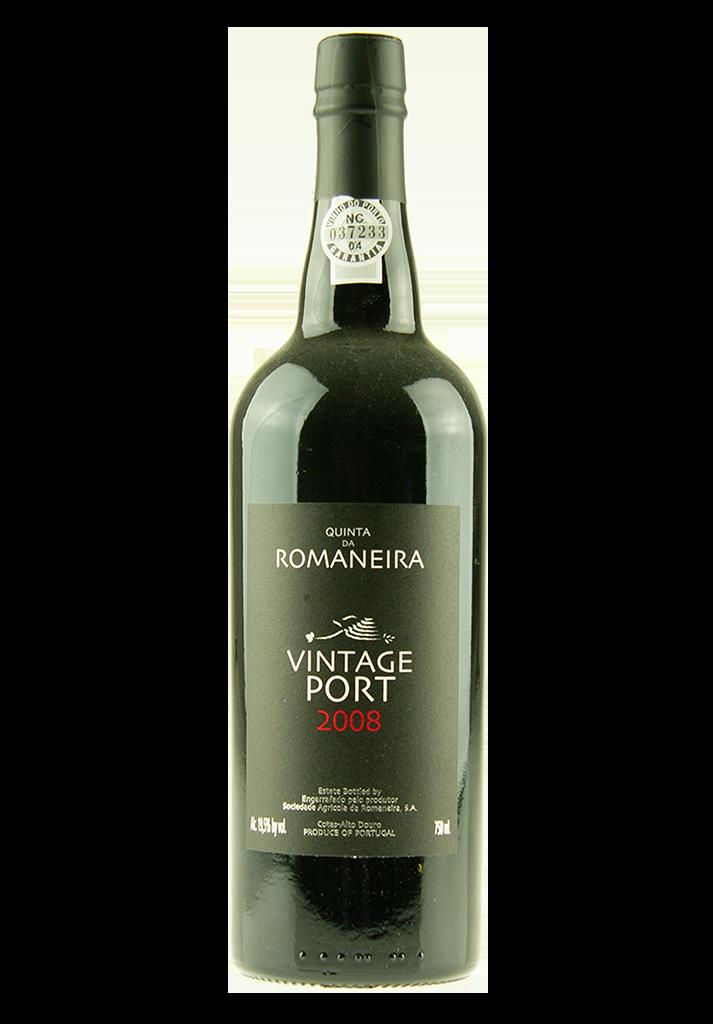 Quinta da Romaneira Vintage Port 2008-1
