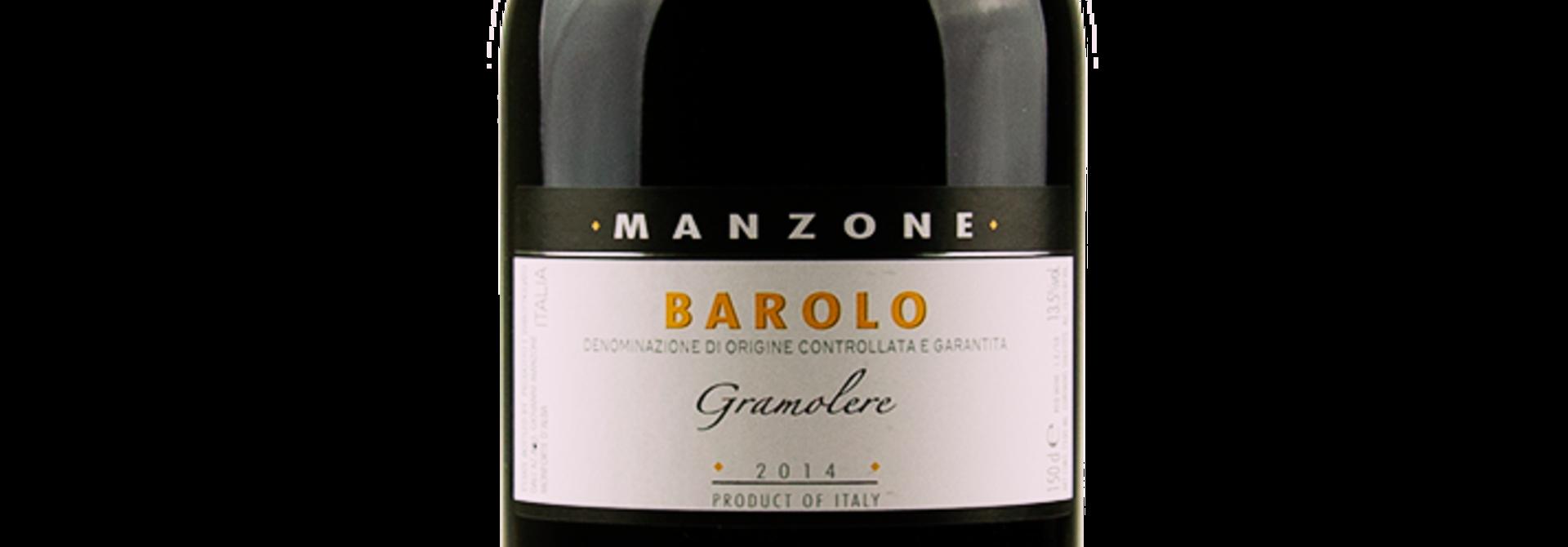 Barolo Gramolere 2014 Magnum, Giovanni Manzone