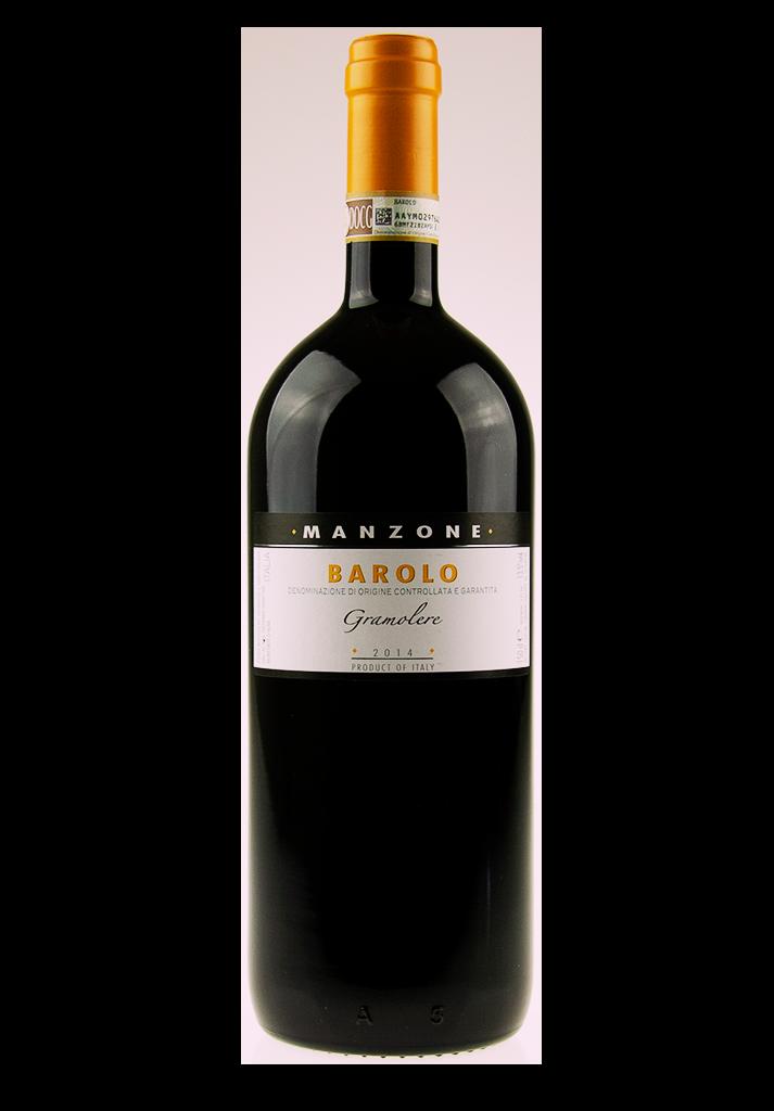 Barolo Gramolere 2014 Magnum, Giovanni Manzone-1