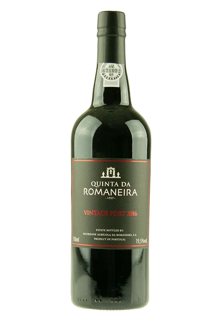Quinta da Romaneira Vintage Port 2016-2