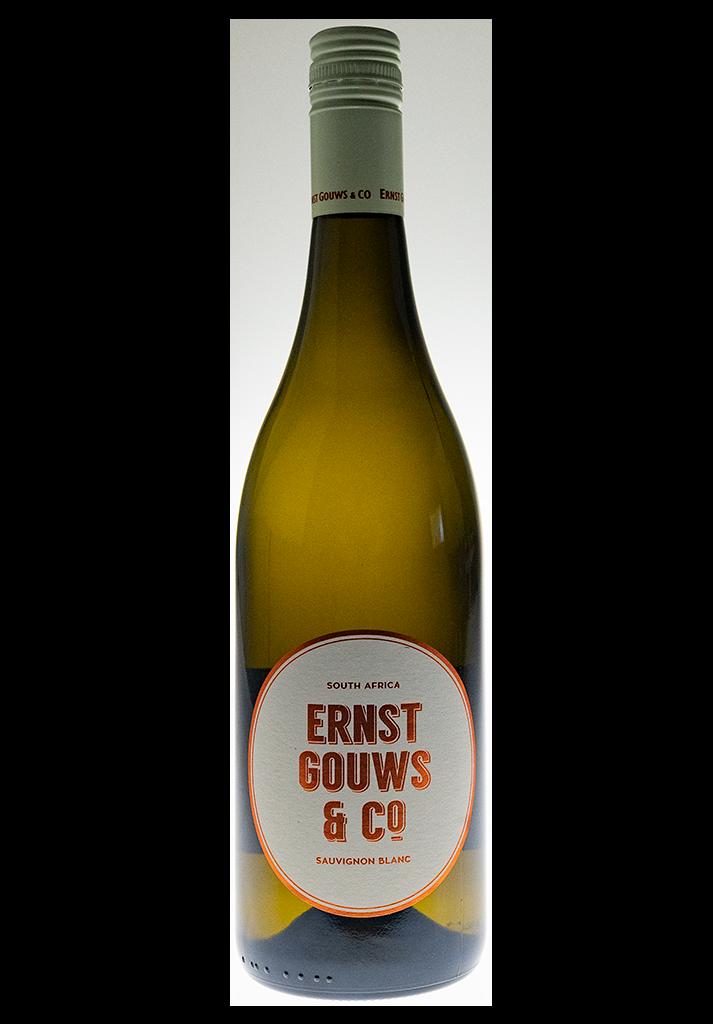 Ernst Gouws  & Co Sauvignon Blanc 2019-1