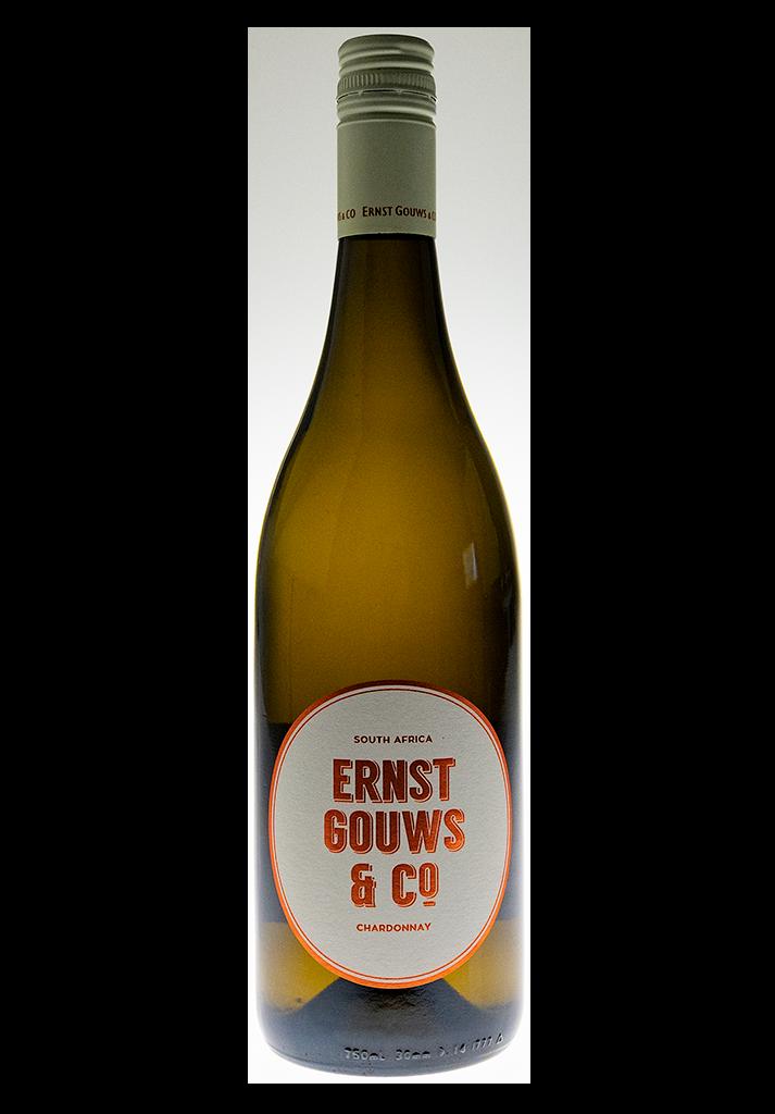 Ernst Gouws & Co Chardonnay 2019-1