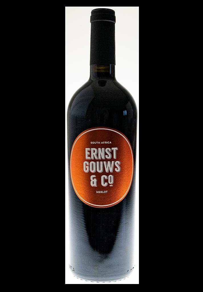Ernst Gouws & Co Merlot 2019-1