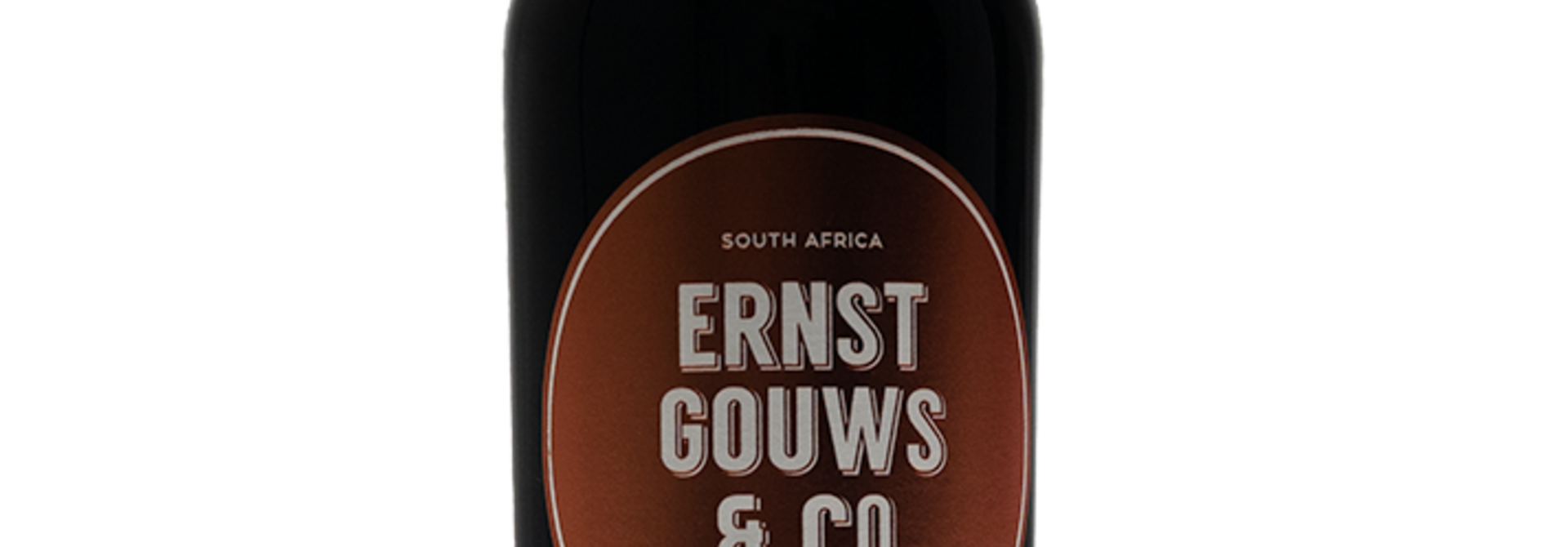 Ernst Gouws & Co Pinotage 2018
