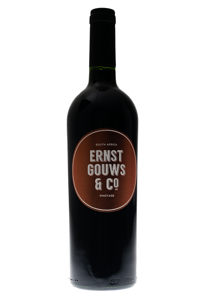 Ernst Gouws & Co Pinotage 2018-1