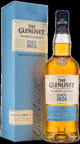 THE GLENLIVET Founders Reserve 0.7ltr-1