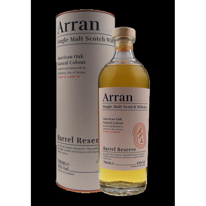 ARRAN Barrel Reserve 0.7ltr 43%-1