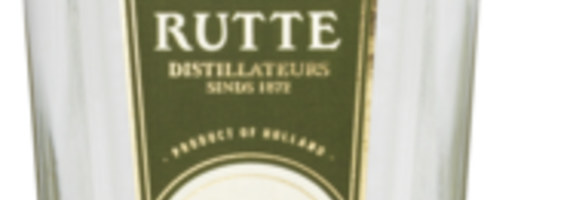 RUTTE Celery Gin 0.7ltr