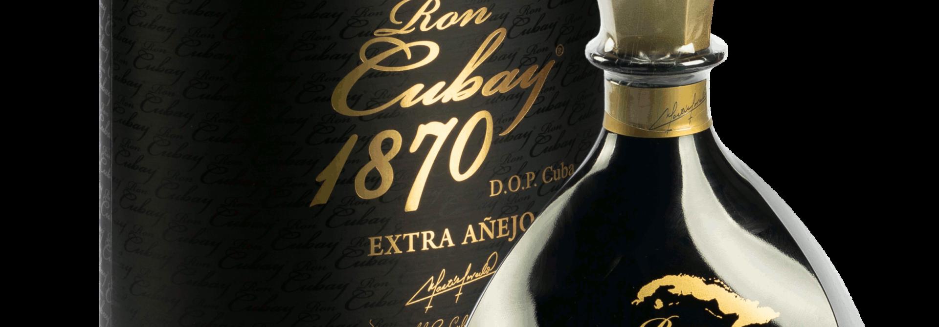 Ron Cubay 1870 Extra Añejo 18 Years