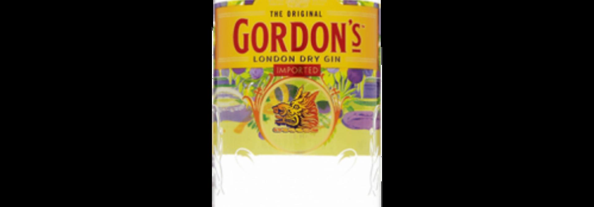 GORDON dry gin 1.0ltr