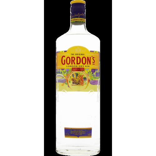 GORDON dry gin 1.0ltr-1