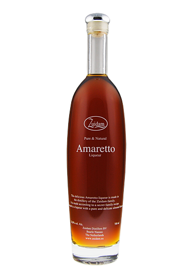 ZUIDAM Amaretto Liqueur 0.7ltr-1