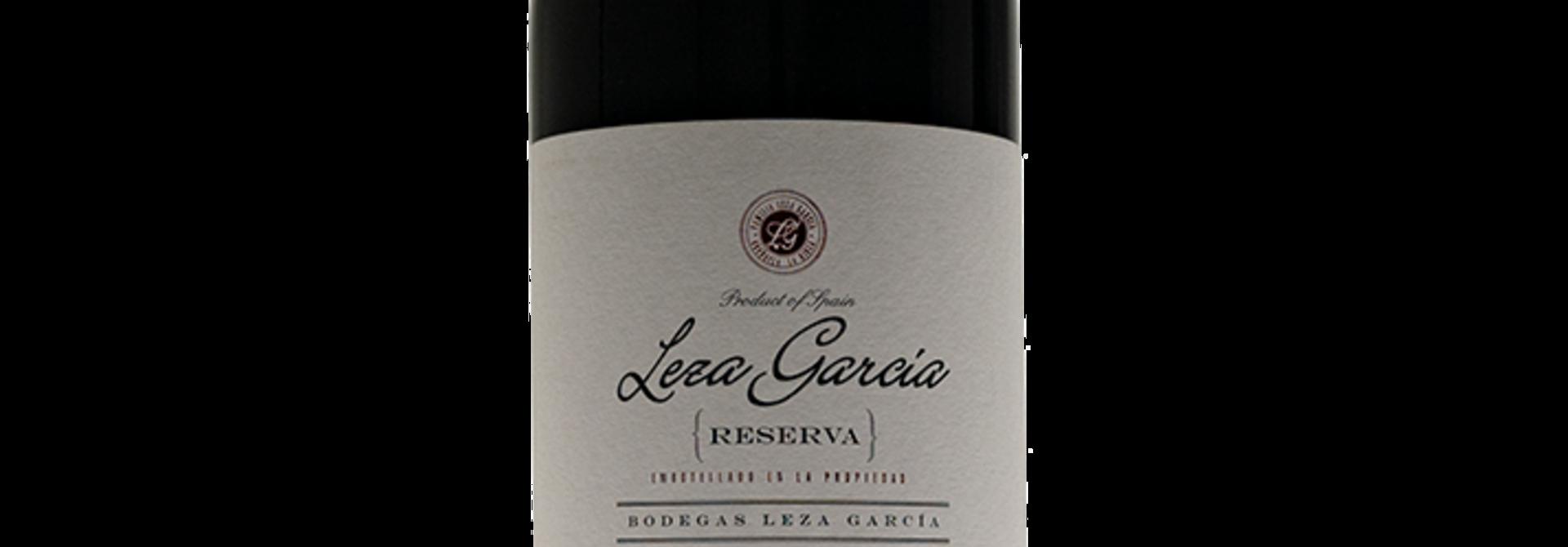 Rioja Leza Garcia Reserva 2015