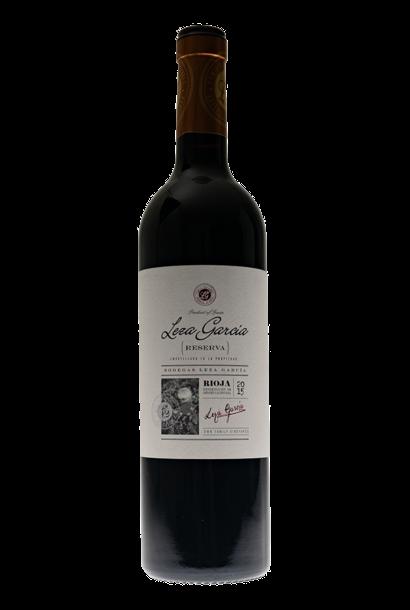 Rioja Leza Garcia Reserva 2016