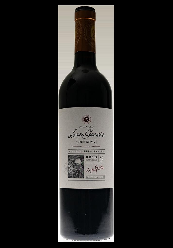 Rioja Leza Garcia Reserva 2015-1