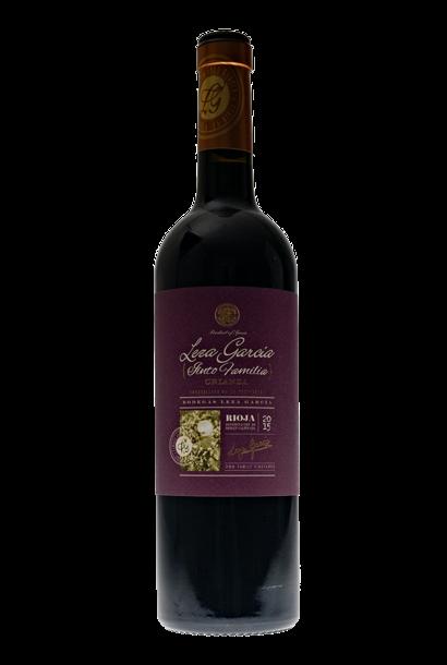 Rioja Crianza Leza Garcia Tinto Familia