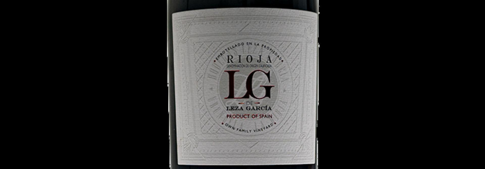 Rioja LG de Leza Garcia 2015