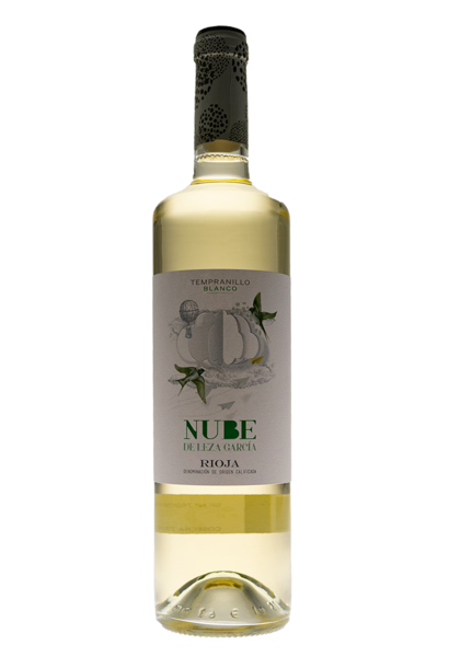 Rioja blanco Tempranillo NUBE de Leza Garcia