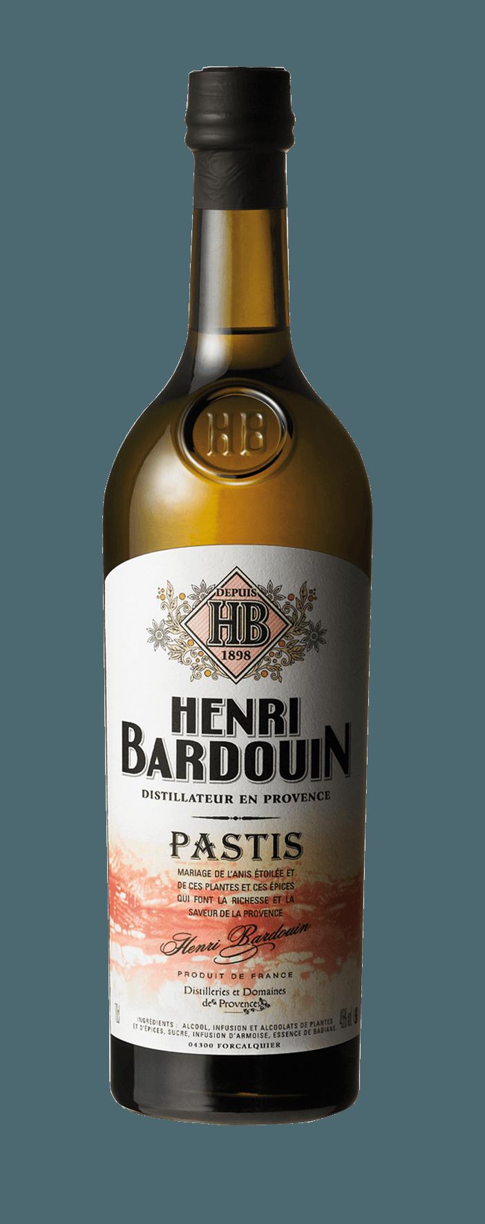 HENRI BARDOUIN Pastis 0.7ltr-1