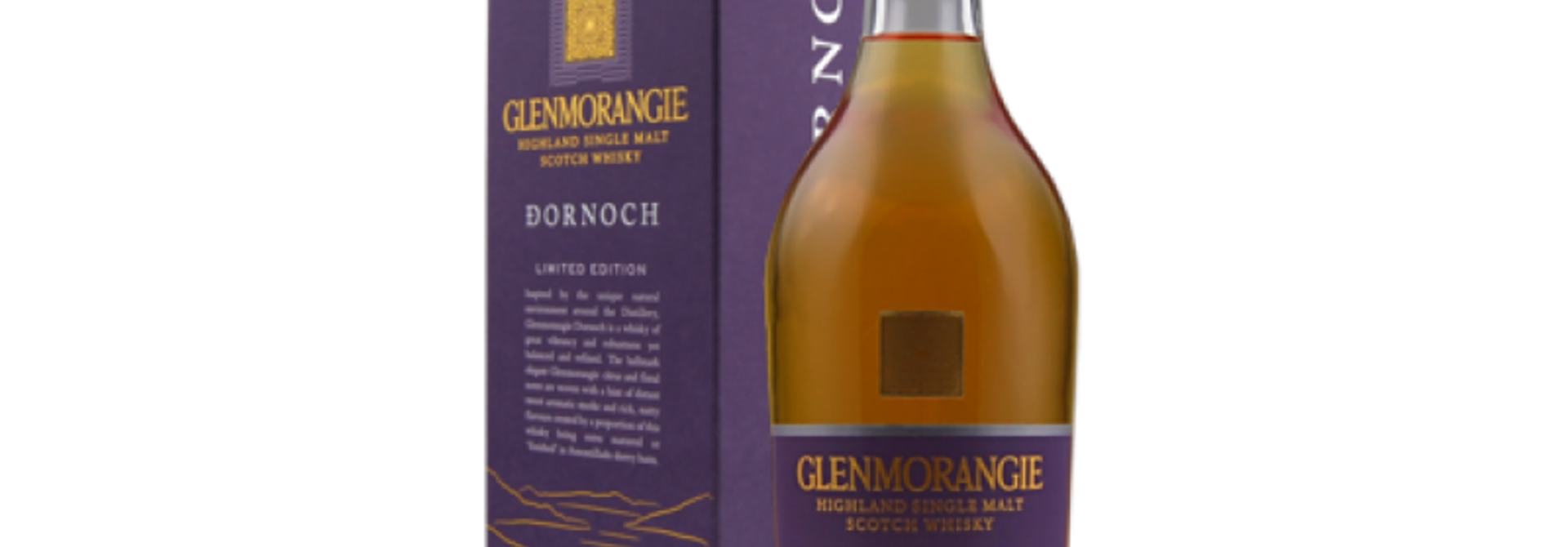 GLENMORANGIE Dornoch 0.7ltr