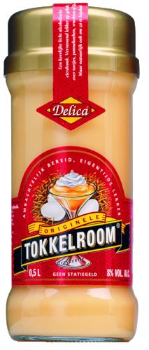 TOKKELROOM naturel 0.5ltr-1
