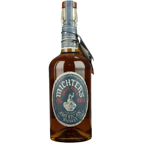 MICHTERS Unblended American 0.7ltr-1