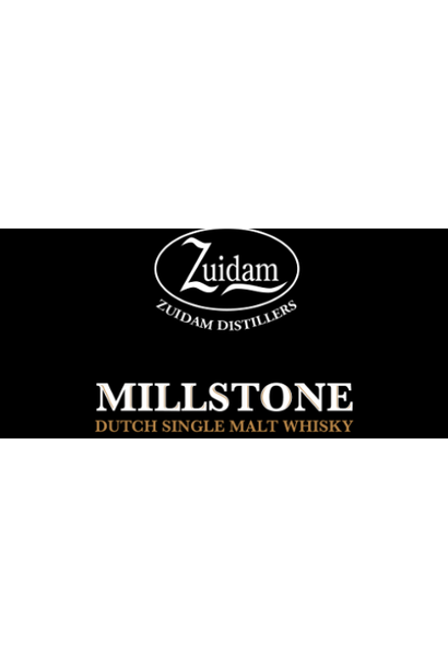 Millstone Dutch Single Malt American Oak 0.7ltr