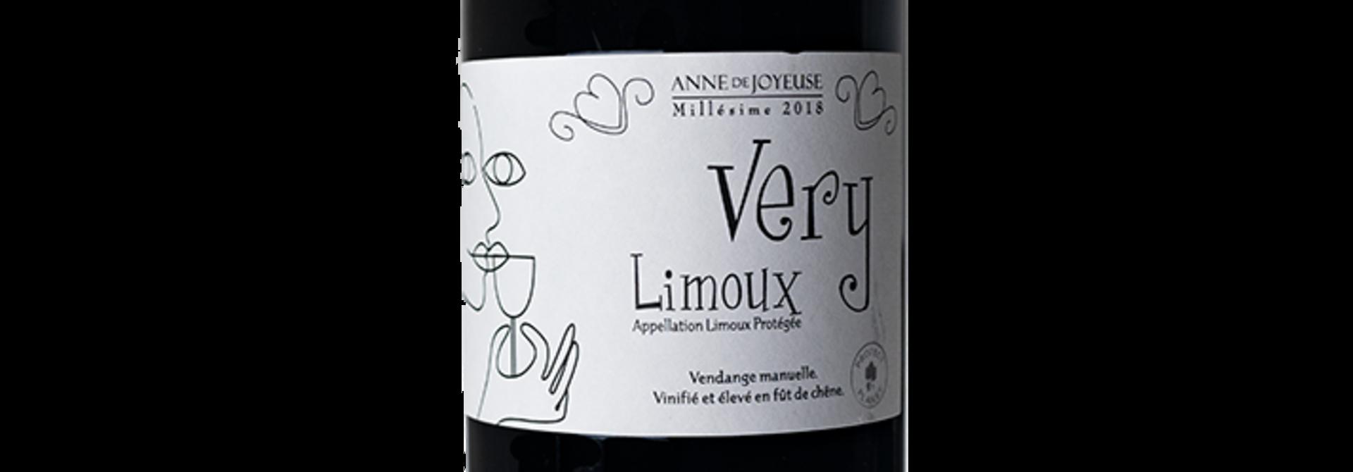 Very Limoux Rouge, Anne de Joyeuse