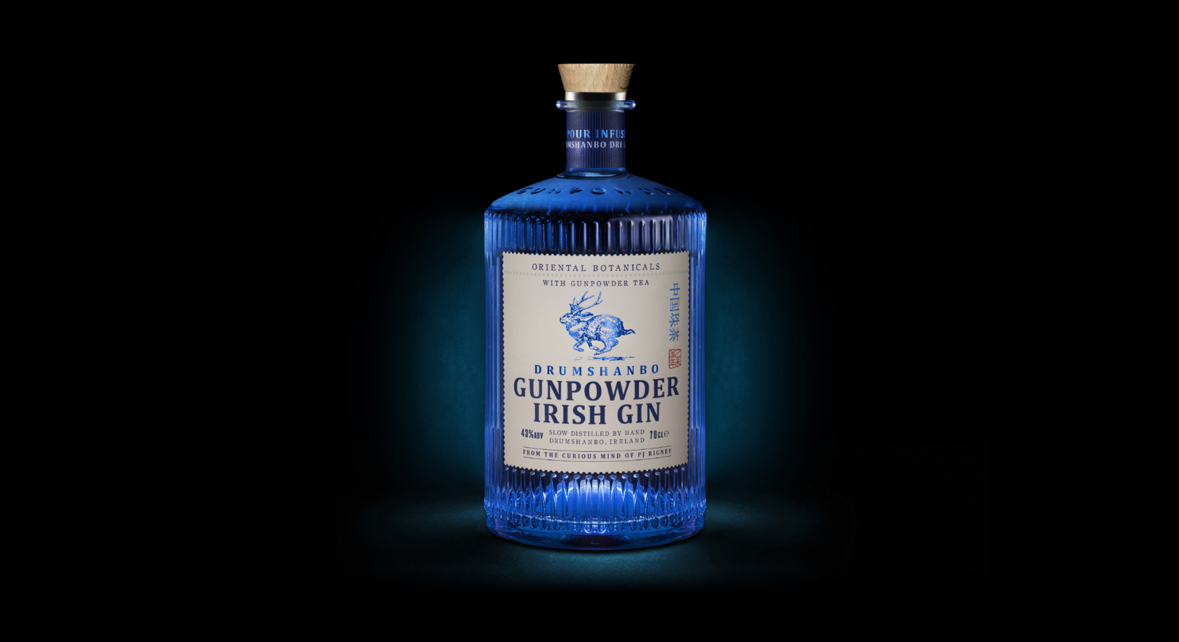 Drumshanbo Gunpowder Irish Gin 50cl-1