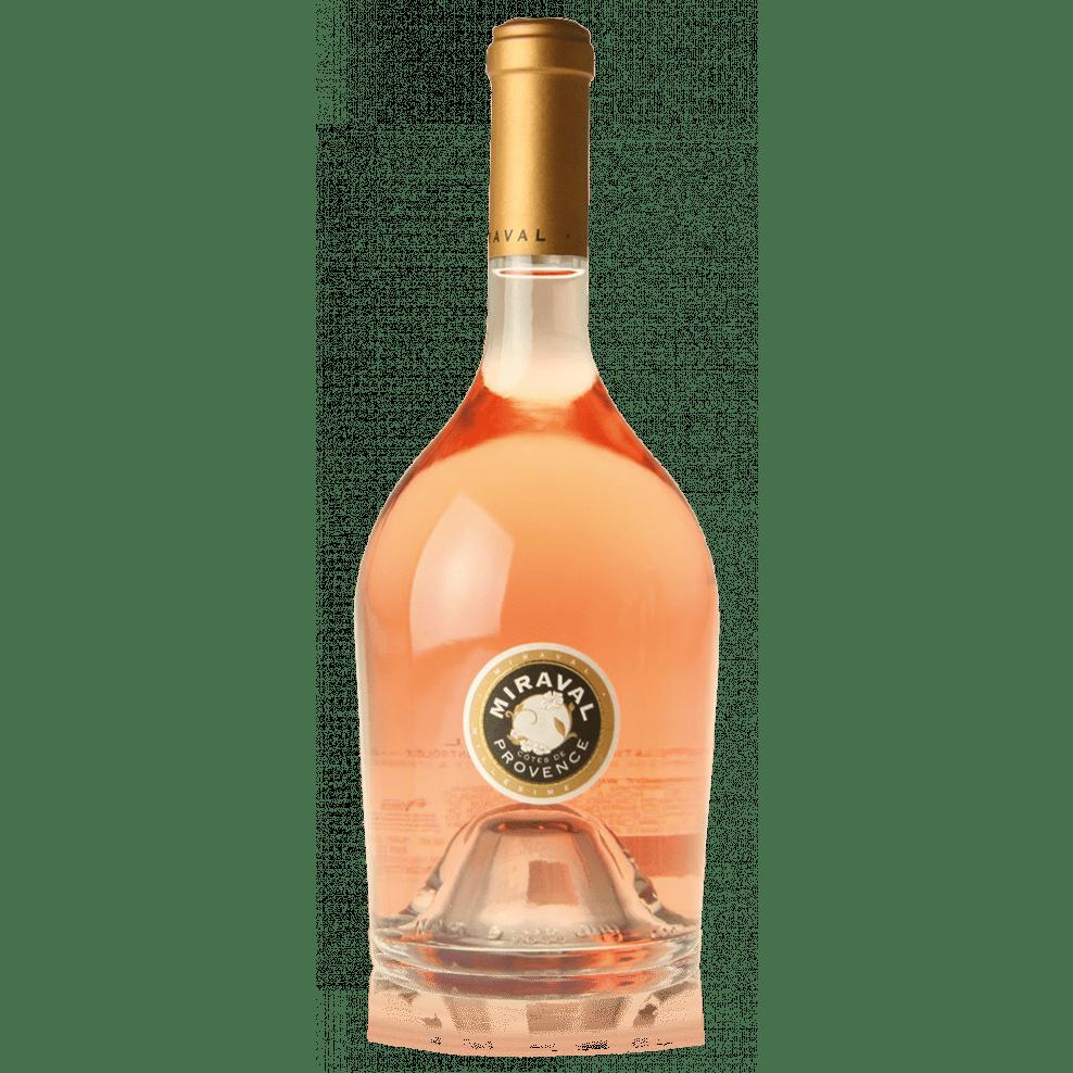 Château Miraval Provence Rosé 2019-1
