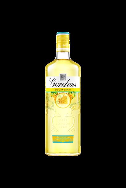 GORDON Sicilian Lemon Gin