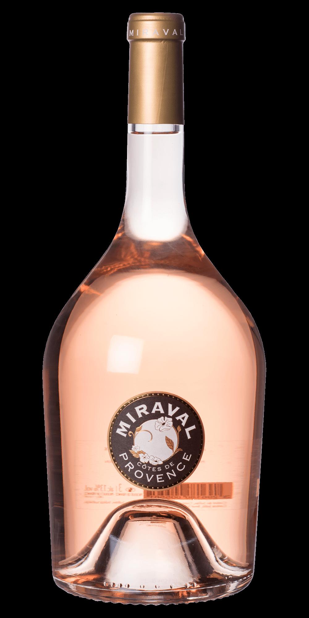Château Miraval Provence Rosé 2019 Magnum-1