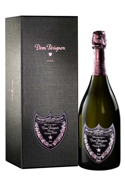 Dom Perignon Rose 2006 Giftbox