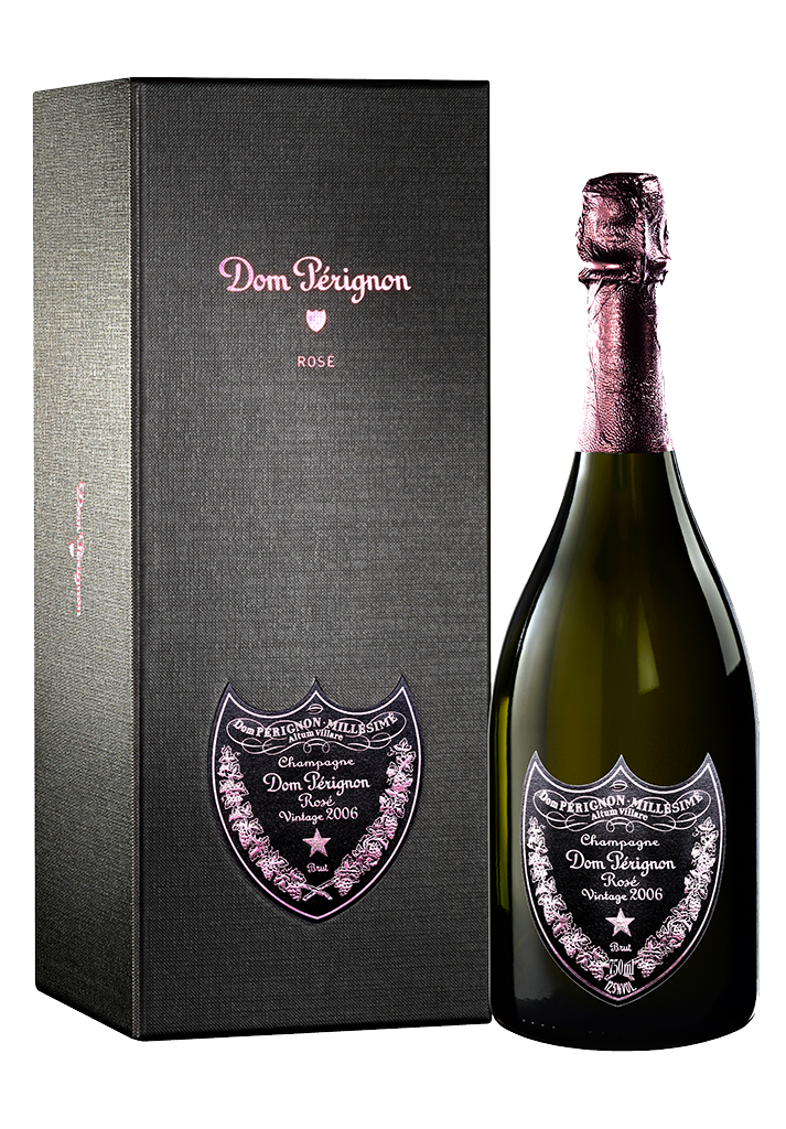 Dom Perignon Rose 2006 Giftbox-1
