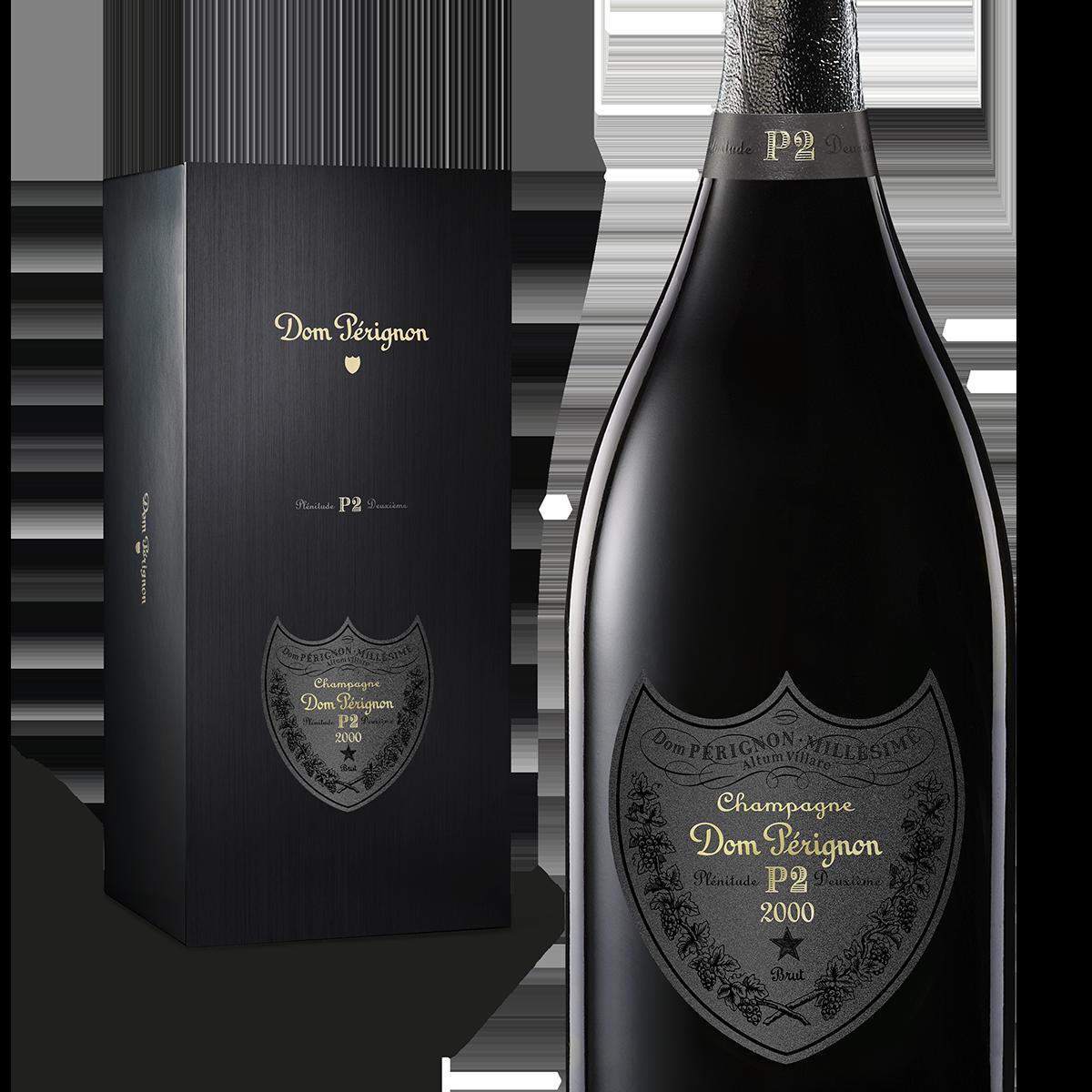 Dom Perignon P2 2000 giftbox 75cl-2