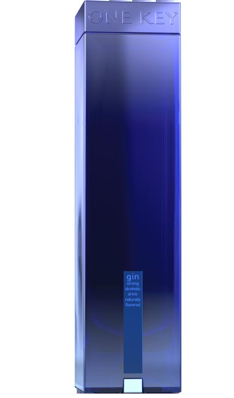 One Key Gin-1