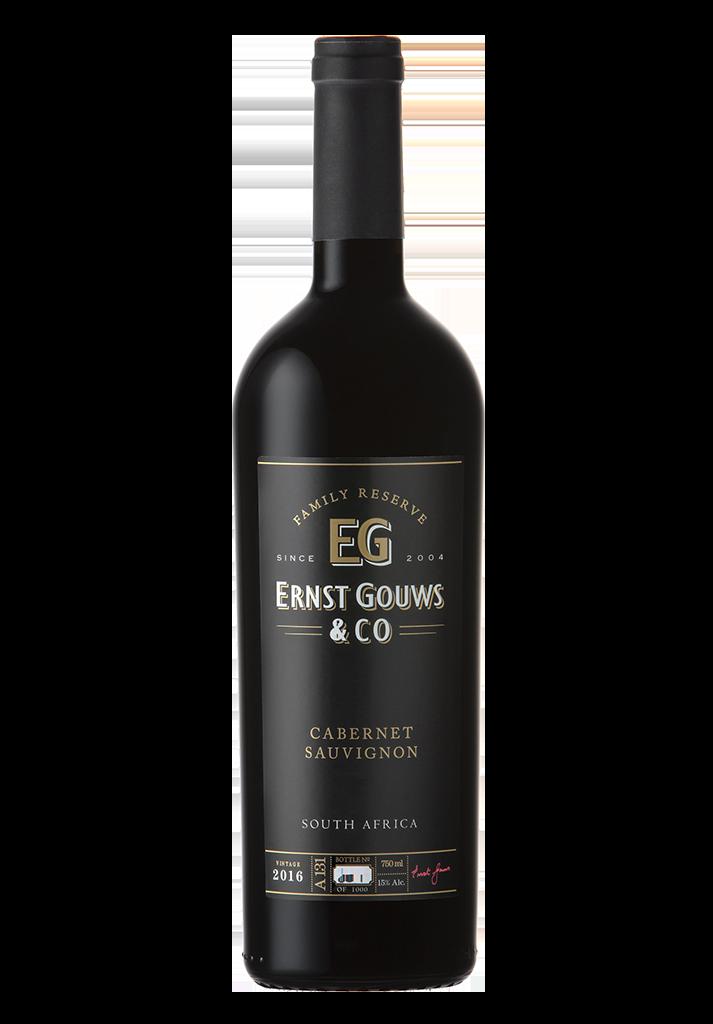 Ernst Gouws Cabernet Sauvignon Family Reserve 2016-1