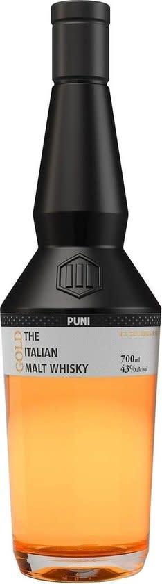 Puni Gold The Italian Malt Whisky Bourbon Cask Matured-1