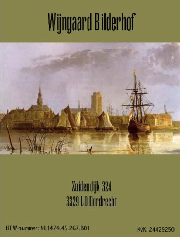 Wijngaard Bilderhof