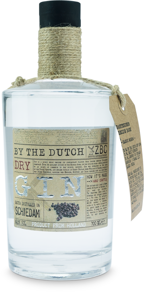 By the Dutch Gin 0.7ltr-1