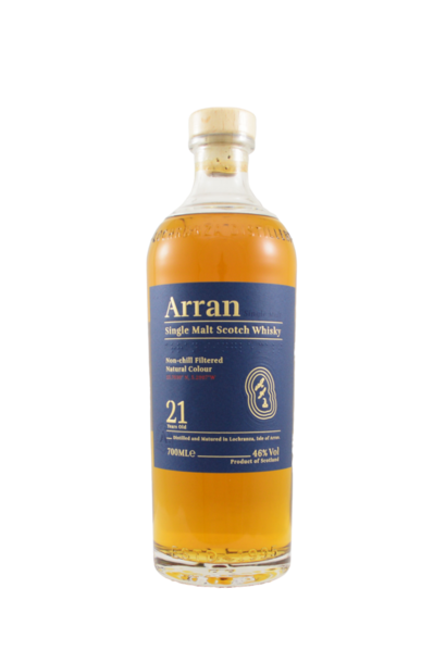 Arran 21 Years Old 0.7ltr