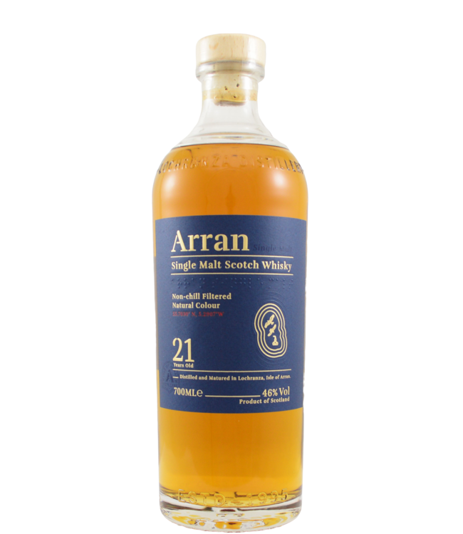 Arran 21 Years Old-1