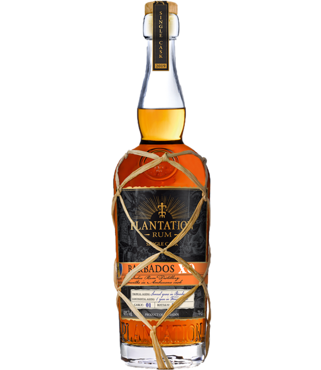 Plantation Single Cask 2019 Barbados XO-1