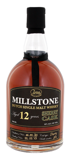 Millstone  Sherry Cask 12yr-1