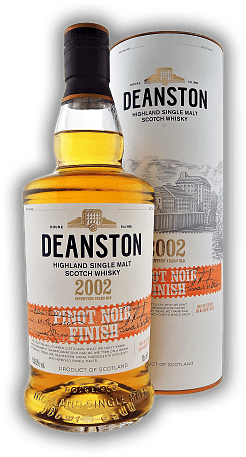 Deanston 2002 Pinot Noir Cask Finish 0.7ltr 50%-1