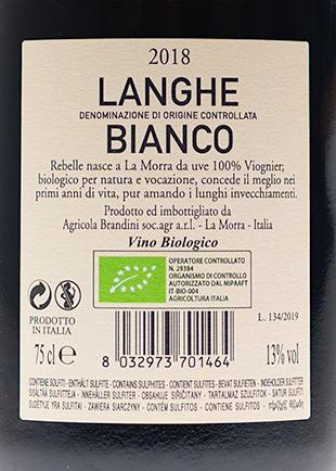 Brandini Langhe Bianco Rebelle 2018-2