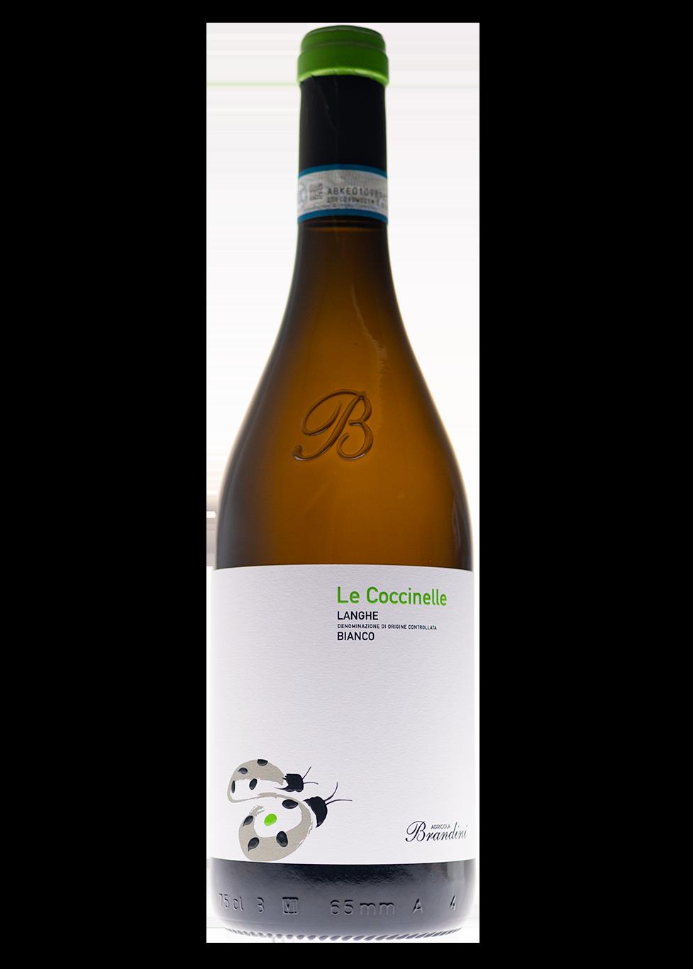 Brandini Langhe Bianco le Coccinelle 2018-1