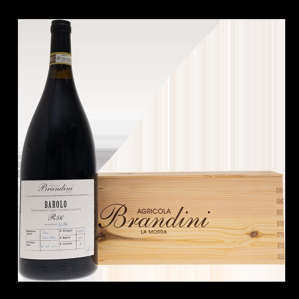 Brandini Barolo 'R 56' Magnum  2016-1